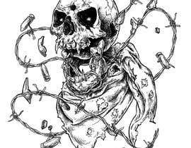 #66 для Illustrate a Skull - 27/06/2020 13:30 EDT от adibfaesol