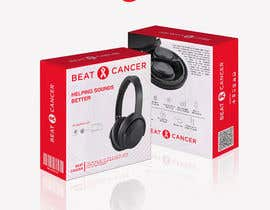 #16 для Beat Cancer - Headphones Box Design от edgard2600