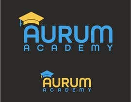 #342 for Logo for Aurum Academy by AntonLevenets
