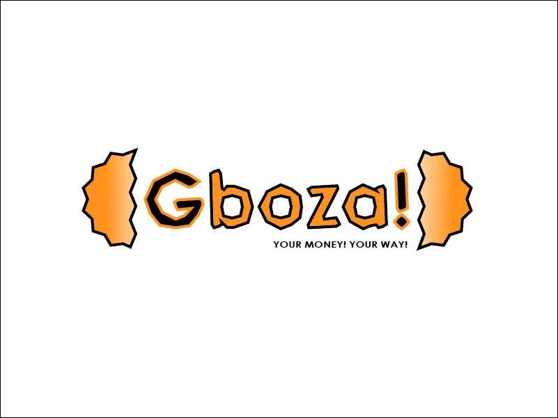 Konkurrenceindlæg #                                        63                                      for                                         Logo Design for Gboza!