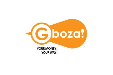 Kilpailutyö #25 kilpailussa Logo Design for Gboza!