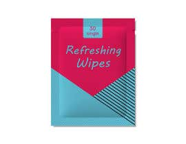 rabiulsheikh470 tarafından We are launching a new product. it is one box contains 30 single refreshing wipes. The product will have 4 different colors and has same design. We need a sachet and a box design for every color. için no 18