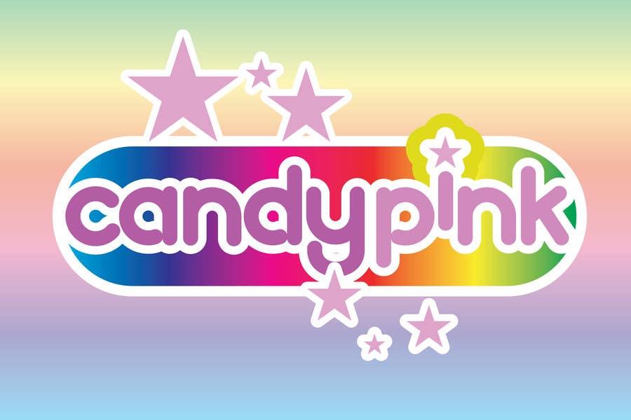 Bài tham dự cuộc thi #57 cho Logo Design for Candy Pink