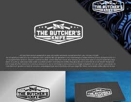 Nro 1210 kilpailuun The Butcher's Knife - Full Branding käyttäjältä eddesignswork