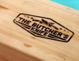 Nro 1215 kilpailuun The Butcher's Knife - Full Branding käyttäjältä eddesignswork
