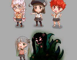 #53 для We need the best\cutest\funnest Chibi character art for a children's cartoon based on mythological characters in modern day. от sharu214