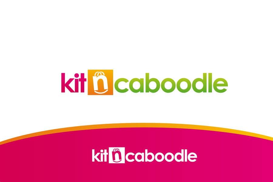 Kilpailutyö #68 kilpailussa Logo Design for kitncaboodle