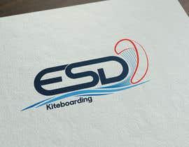 Nro 565 kilpailuun Design a Logo for my kiteboarding company käyttäjältä FutureArtFactory