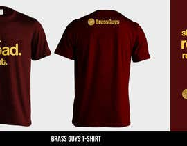 #15 for Design a T-Shirt for Brass Guys by rzrizaldy