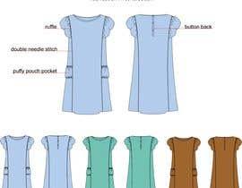 putriwidiasari tarafından Kids Clothes Design için no 15
