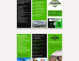nº 26 pour Tri-Fold Business Sales Ad par TheCloudDigital