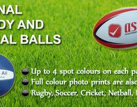 #4 for Sports Balls Banner by qronaldo7