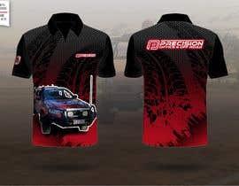 Nro 9 kilpailuun Design Sublimation Shirt käyttäjältä fahidyounis