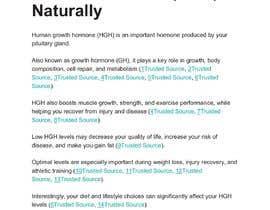 #82 , write 10 best popular topic for Growth Hormone 来自 SSDesign04