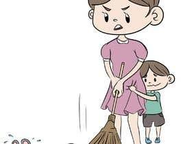Nambari 11 ya create a cartoon na maumaureen