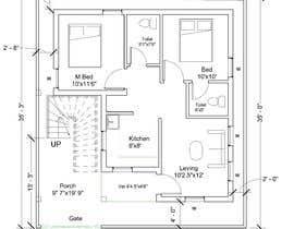 #4 untuk duplex house planning oleh modhinkhaja
