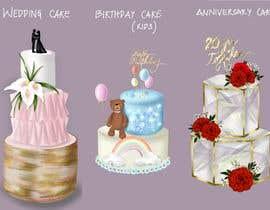 #21 для Cake Decoration Design от ashikavenkatesha