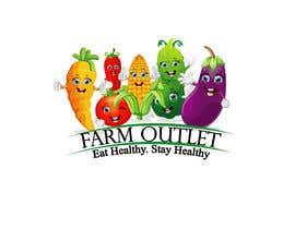 """#152 pёr Contest - Logo for retail store """"Farm Outlet"""" nga AmzaliAbdelali"""