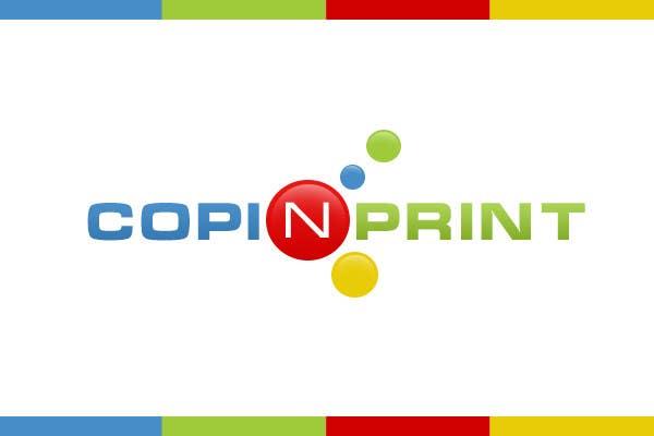 Konkurrenceindlæg #                                        51                                      for                                         Logo Design for CopiNprint