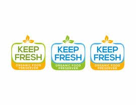 #33 untuk Design a Logo for a Food Preserver Brand  (Future Work Guaranteed) oleh AntonMihis