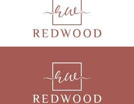 Nro 76 kilpailuun I need a logo designed for a ladies fashion brand. The name of the shop is (Redwood). İ want an elegant logo that can be used in international fashion magazine. Use the (Redwood color) attached . käyttäjältä alamin27016