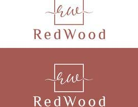 Nro 77 kilpailuun I need a logo designed for a ladies fashion brand. The name of the shop is (Redwood). İ want an elegant logo that can be used in international fashion magazine. Use the (Redwood color) attached . käyttäjältä alamin27016
