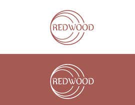 Nro 195 kilpailuun I need a logo designed for a ladies fashion brand. The name of the shop is (Redwood). İ want an elegant logo that can be used in international fashion magazine. Use the (Redwood color) attached . käyttäjältä FEROZuddin05