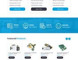 Nro 52 kilpailuun Redesign our website, add shopify or woo commerce eCommerce käyttäjältä mdataur15