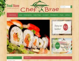 #104 for Restaurant logo design - Ongoing work too! by Romaha13