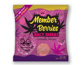 #12 for graphic design for candy packaging- berrys af anhavelkova