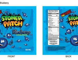 #18 for graphic design for candy packaging- berrys af kaushalyasenavi
