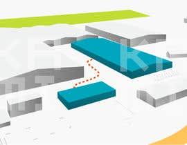 Nro 6 kilpailuun Design a simple site layout map. käyttäjältä zlostur