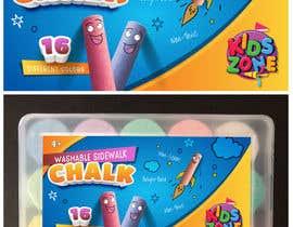 Nro 110 kilpailuun Design a set of packaging labels käyttäjältä LaGogga