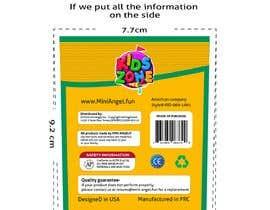 Nro 94 kilpailuun Design a set of packaging labels käyttäjältä M0h6MED