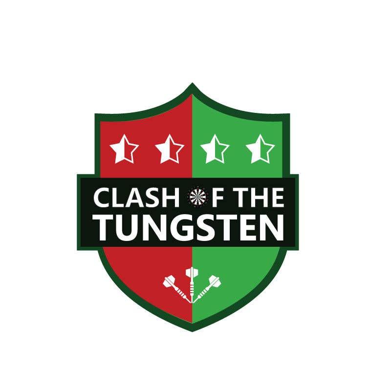 Kilpailutyö #                                        16                                      kilpailussa                                         Logo For A Darts Related Youtube Channel