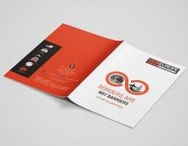 #11 untuk Design an Advertising leaflet to promote our Courier Services oleh designingamit