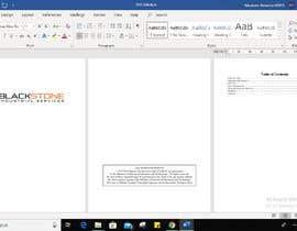 #10 untuk Enter Text and Graphics into Module Template oleh maureenmayo009
