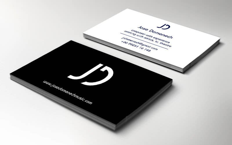 Contest Entry #24 for Logo Design and Business Card Musician