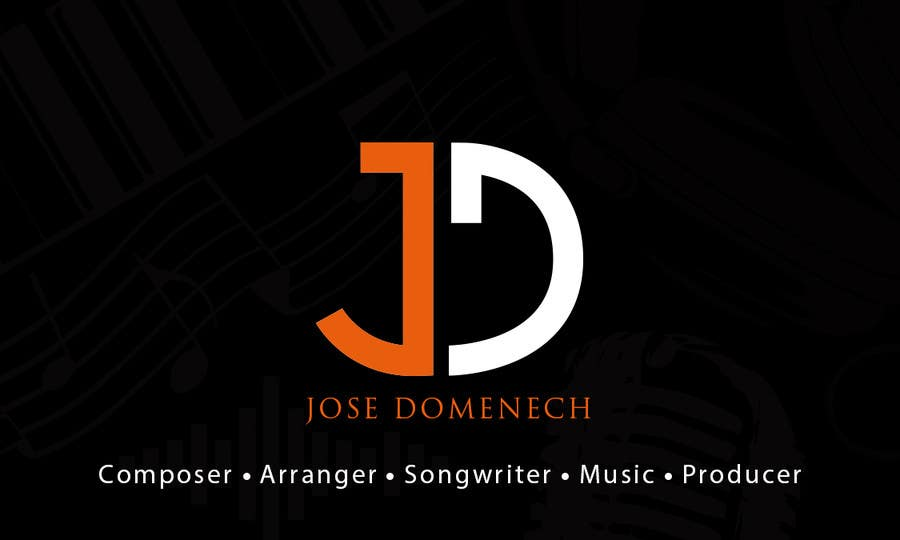 Contest Entry #92 for Logo Design and Business Card Musician
