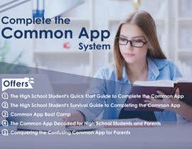 #17 cho eCover - Complete the Common App System bởi shamimahamed7528
