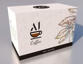 Nro 32 kilpailuun Coffee Bag box käyttäjältä atidoria