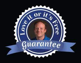 """Nro 14 kilpailuun Create Logo  """"Love it or its Free Guarantee"""" käyttäjältä arinashpin"""