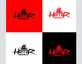 #97 cho Logo designer for horror website bởi muzamilijaz85