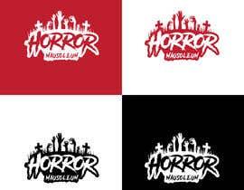 #105 cho Logo designer for horror website bởi nasimoniakter