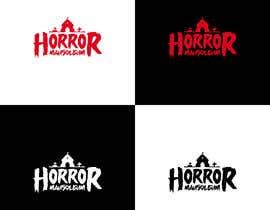 #34 cho Logo designer for horror website bởi miladinka1