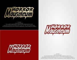 #2 cho Logo designer for horror website bởi dfordesigners