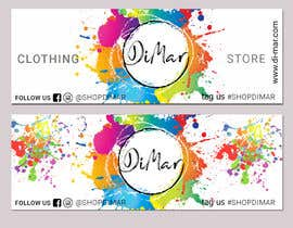 #90 for Home Page Banner 1290 x 450 for website clothing store by gdsabbir98