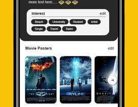 Nro 58 kilpailuun UI redesign/new concept for 1 screen Competition - Winner will get awarded for full project. käyttäjältä ProDesign360