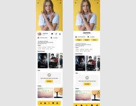 Nro 5 kilpailuun UI redesign/new concept for 1 screen Competition - Winner will get awarded for full project. käyttäjältä sandihardian