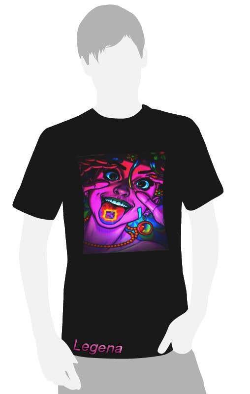 Kilpailutyö #                                        22                                      kilpailussa                                         i need a tshirt design for my business.